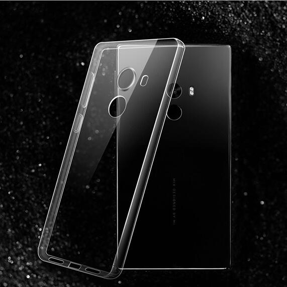 Купить TPU чехол Ultrathin Series 0, 33mm для Xiaomi Mi MIX Бесцветный (прозрачный), epik