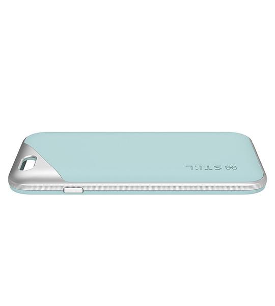 Купить TPU+PC чехол STIL Masquerade Series для Apple iPhone 6/6s (4.7 ) Бирюзовый