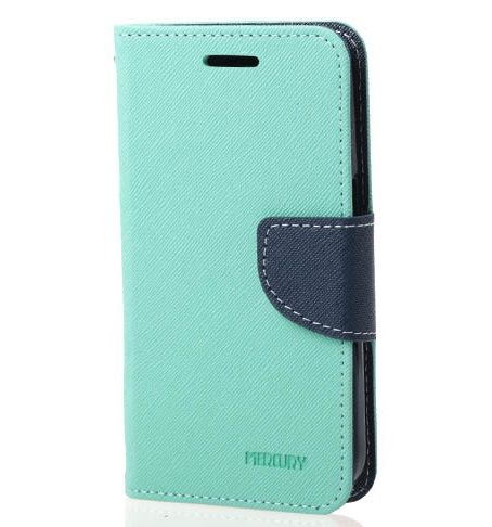 Купить Чехол (книжка) Mercury Fancy Diary series для Xiaomi Redmi 3 Бирюзовый / Синий