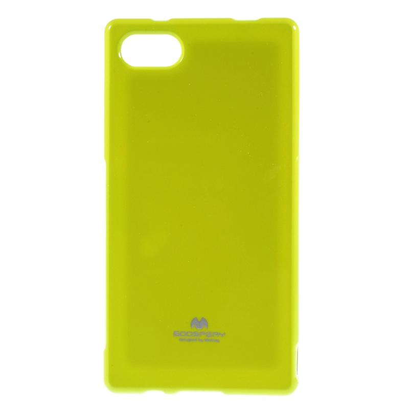 Купить TPU чехол Mercury Jelly Color series для Sony Xperia Z5 Compact Бирюзовый