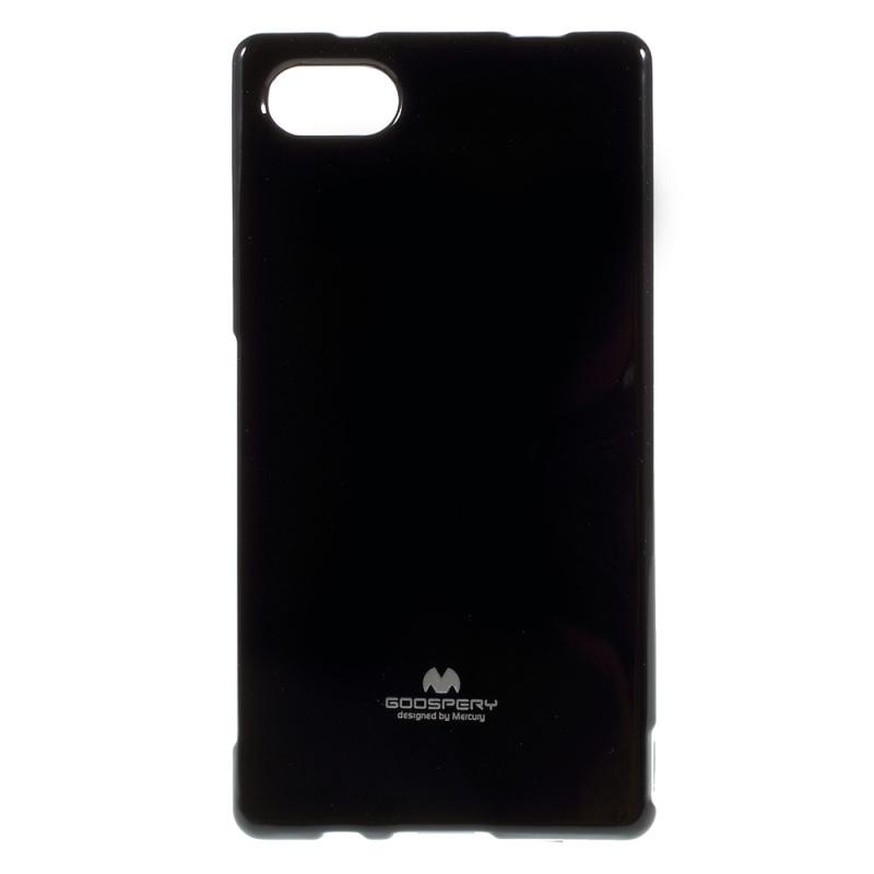 Купить TPU чехол Mercury Jelly Color series для Sony Xperia Z5 Compact Черный
