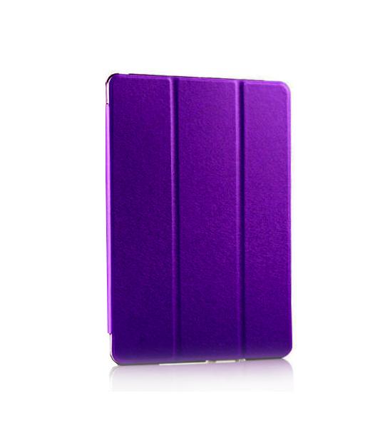 Купить Кожаный чехол-книжка TTX Elegant Series для Apple iPad Air 2 Фиолетовый