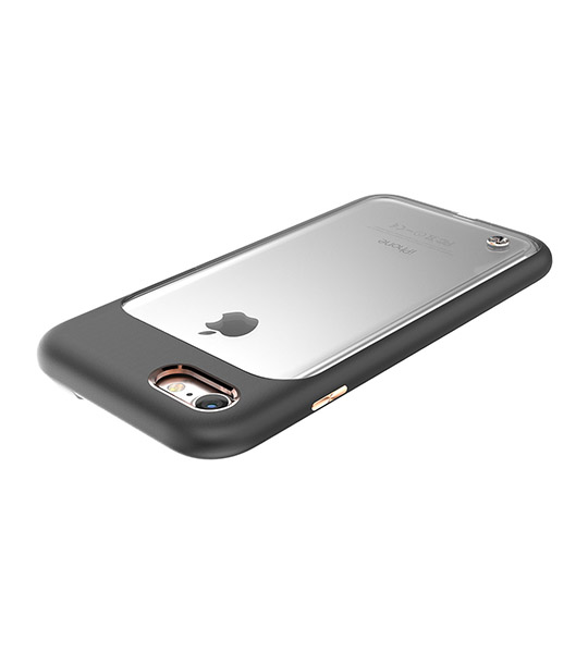 Купить TPU+PC чехол STIL Monokini Series для Apple iPhone 7 (4.7 ) Черный