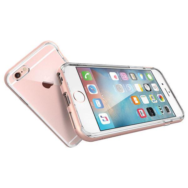 Купить Чехол SGP Neo Hybrid EX Series для Apple iPhone 6/6s (4.7 ) Розовый / Rose Gold / SGP11725