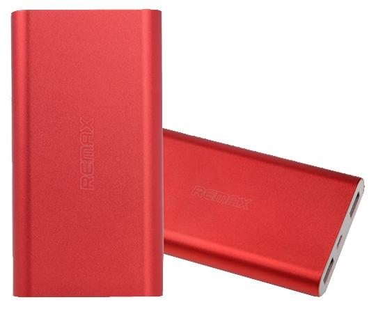 Купить Дополнительный внешний аккумулятор Remax Proda Vanguard 10000 mAh Красный