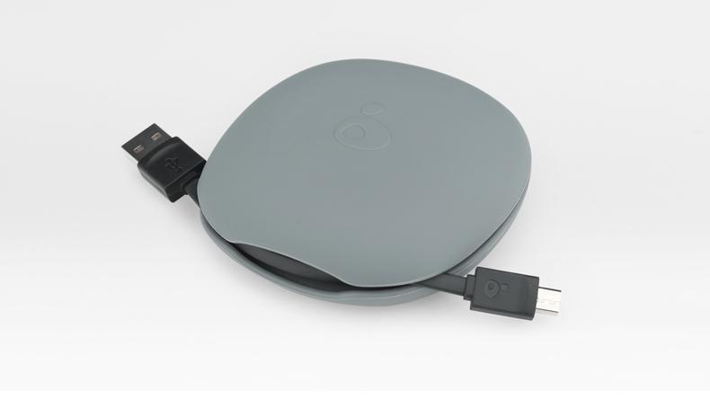 Купить Дополнительный внешний аккумулятор IHAVE MO (4000 mAh) Серый