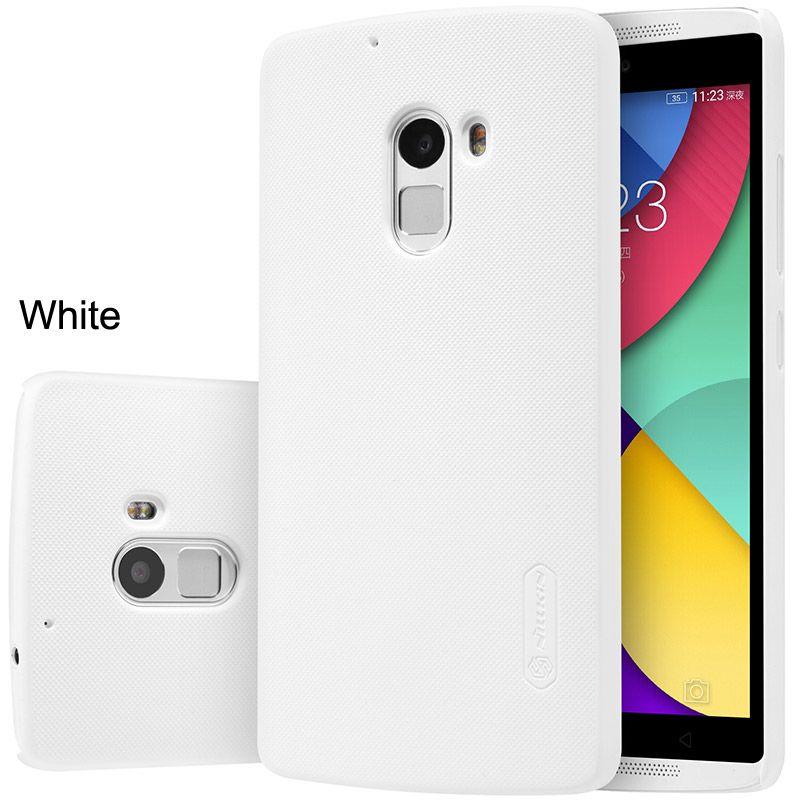 Купить Чехол Nillkin Matte для Lenovo Vibe X3 Lite (A7010) / K4 Note (+ пленка) Белый
