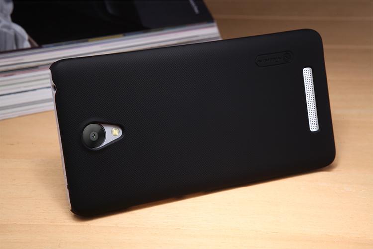 Купить Чехол Nillkin Matte для Xiaomi Redmi Note 2 / Redmi Note 2 Prime (+ пленка) Черный