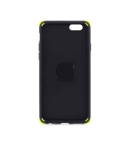 Купить TPU+PC чехол Rock MOC Kits Series для Apple iPhone 6/6s (4.7 ) Черный / Black