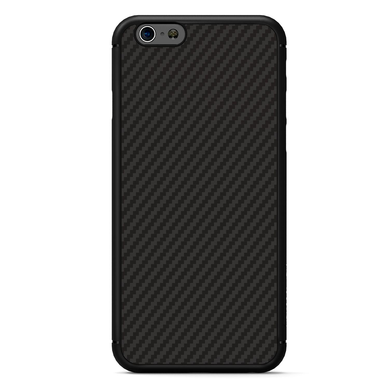 Купить Пластиковая накладка Nillkin Synthetic Fiber series для Apple iPhone 6/6s (4.7 ) Черный