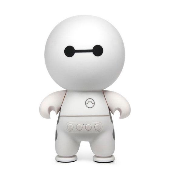 Купить Портативная колонка Music Robot Белый, epik