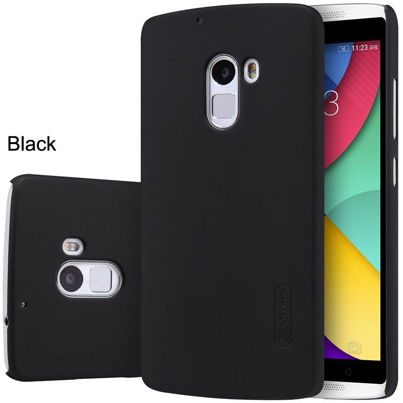Купить Чехол Nillkin Matte для Lenovo Vibe X3 Lite (A7010) / K4 Note (+ пленка) Черный