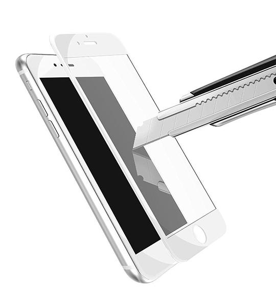 Купить Защитное стекло ROCK Tempered (3D) Glass Soft Edge series для Apple iPhone 7 (4.7 ) Белый