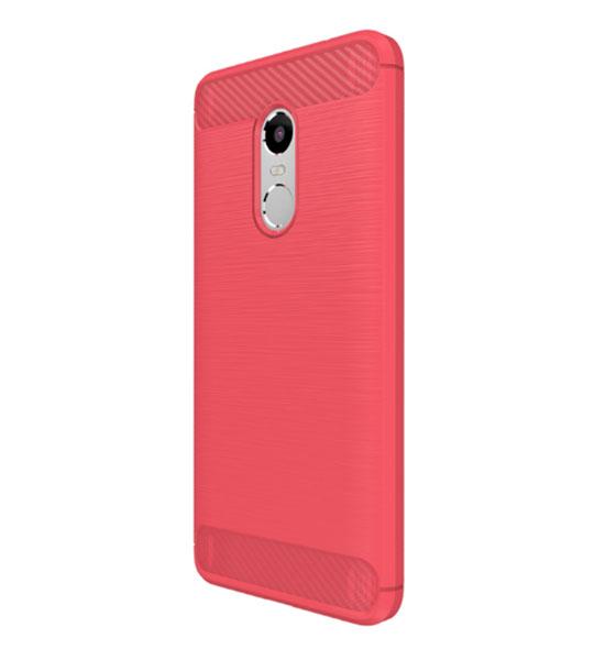 Купить TPU чехол iPaky Slim Series для Xiaomi Redmi Note 4 Розовый