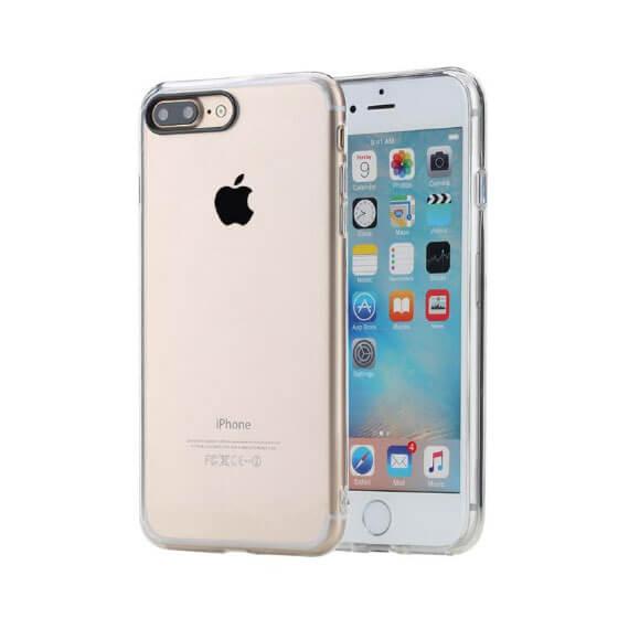 Купить TPU+PC чехол Rock Pure Series для Apple iPhone 7 plus (5.5 ) Бесцветный / Transparent