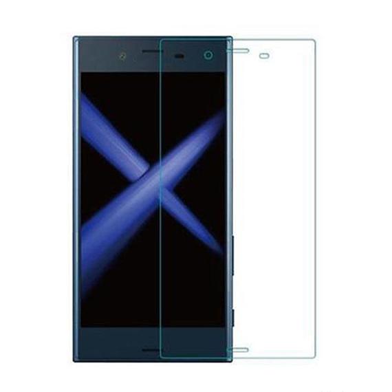 Купить Защитное стекло U-Glass 0.33mm (H+) для Sony Xperia XZ (картонная упаковка) Прозрачное