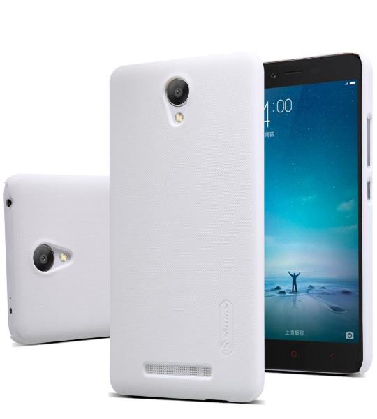 Купить Чехол Nillkin Matte для Xiaomi Redmi Note 2 / Redmi Note 2 Prime (+ пленка) Белый