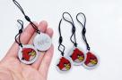 "NFC-брелок ""Angry Birds"""