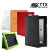 Кожаный чехол-книжка TTX с функцией подставки для Apple IPAD 4/3/2