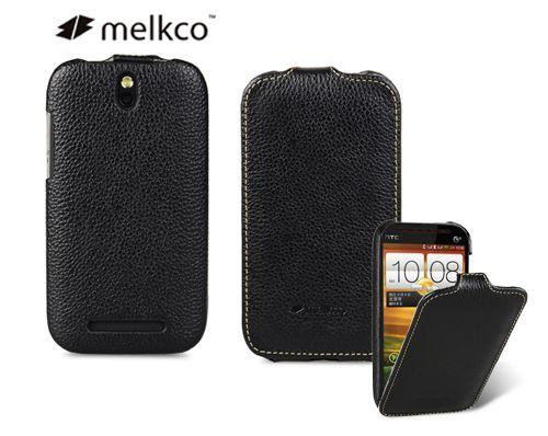 Кожаный чехол Melkco (JT) для HTC One SV