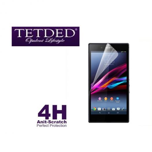 Защитная пленка TETDED (2шт.) для Sony Xperia Z ULTRA