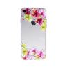 """Прозрачный силиконовый чехол """"Цветочный орнамент"""" для Apple iPhone 7 (4.7"""")"""