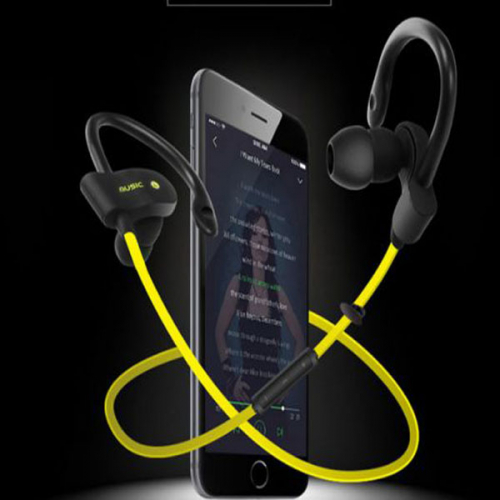 Bluetooth наушники с заушинами и гарнитурой StyleSport
