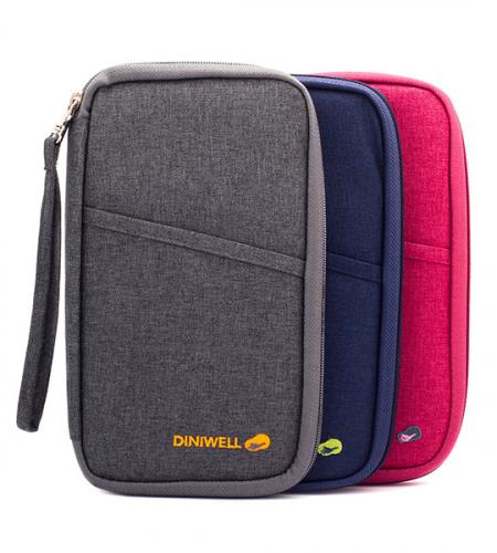 Дорожная сумка-клатч Diniwell для телефона, документов и карт из влагозащитного материала