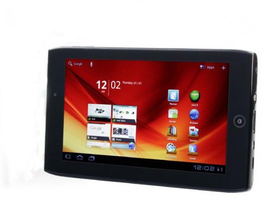 Защитная пленка для Acer A100/A101 Iconia TAb