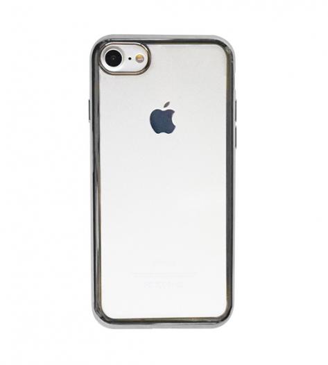 Прозрачный силиконовый чехол для Apple iPhone 7 (4.7