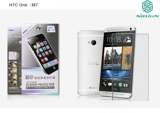 Защитная пленка Nillkin для HTC One DUAL/802d