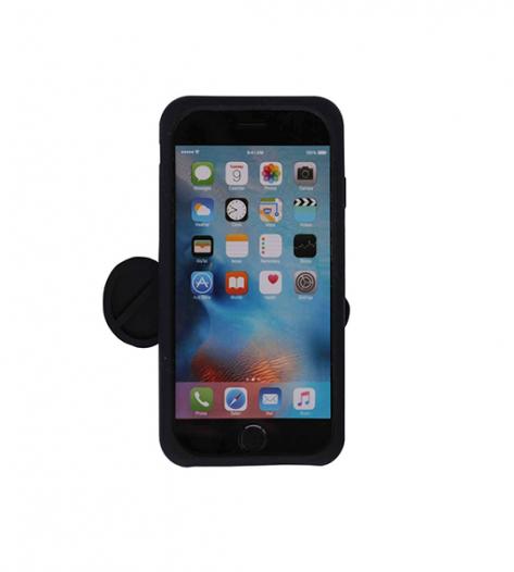 Силиконовый чехол с 3D вставкой Disney для Apple iPhone 6/6s (4.7