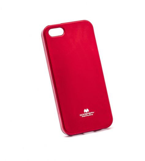 TPU чехол Mercury Jelly Color series для Apple iPhone 5/5S/SE