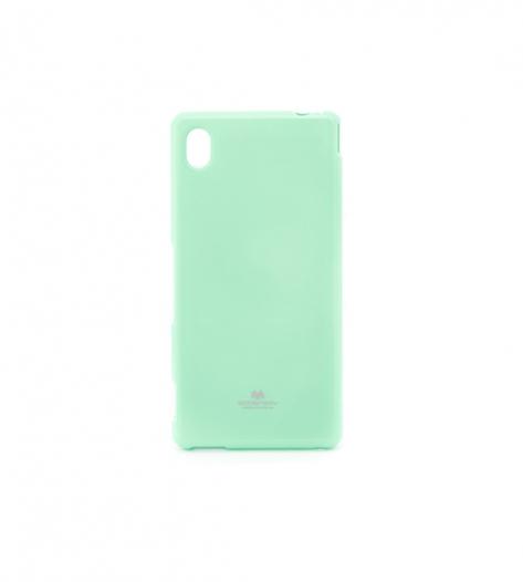 TPU чехол Mercury Jelly Color series для Sony Xperia M4 Aqua