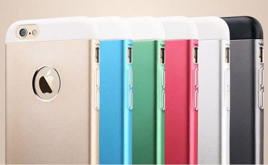 Алюминиевая накладка Totu Knight Series для Apple iPhone 6/6s (4.7