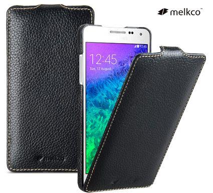Кожаный чехол Melkco (JT) для Samsung A300H / A300F Galaxy A3