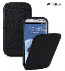 Кожаный чехол Melkco (DF) для Samsung i9300 Galaxy S3