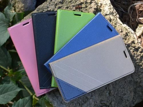 Чехол (книжка) Elegant Case Series для Meizu M1 Note