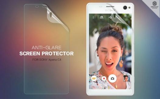 Защитная пленка Nillkin для Sony Xperia C4