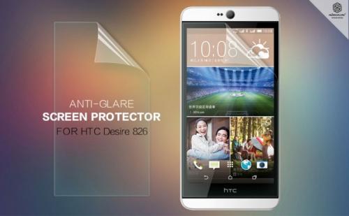 Защитная пленка Nillkin для HTC Desire 826