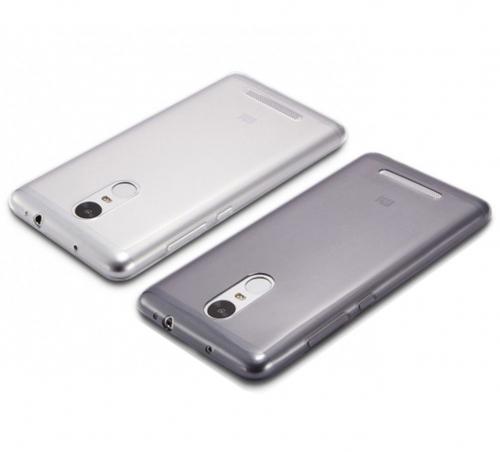 TPU чехол Ultrathin Series 0,33mm для Xiaomi Mi MIX