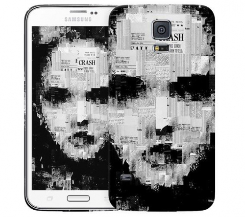 Чехол «Crash» для Samsung Galaxy S5