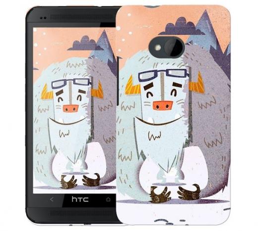 Чехол «Yetti» для HTC One