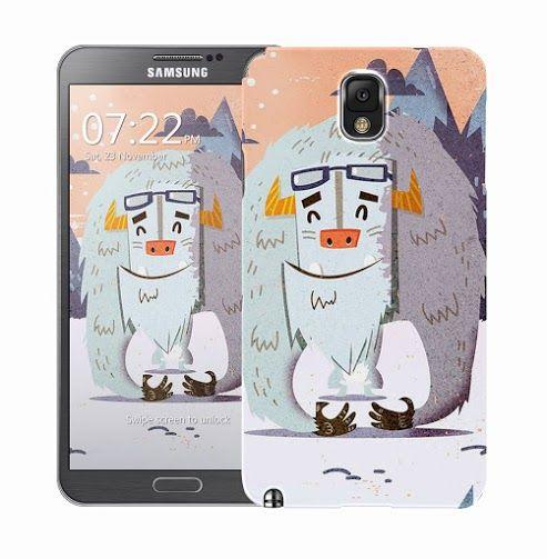 Чехол «Yetti» для Samsung Galaxy Note 3 N9000/N9002