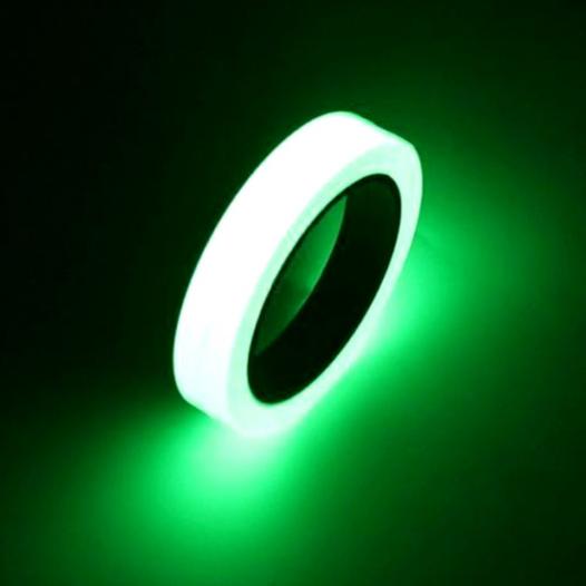 Неоновая светящаяся клейкая лента 5 см