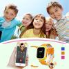 Детские Smart часы с gps трекером и кнопкой экстренного вызова