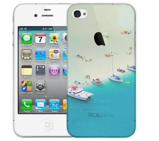 Чехол «Берег» для Apple iPhone 4/4s