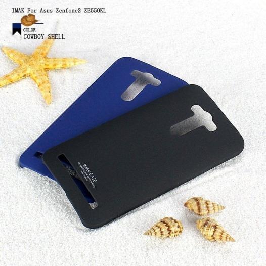 Пластиковая накладка IMAK Cowboy series для Asus Zenfone 2 Laser (ZE550KL)