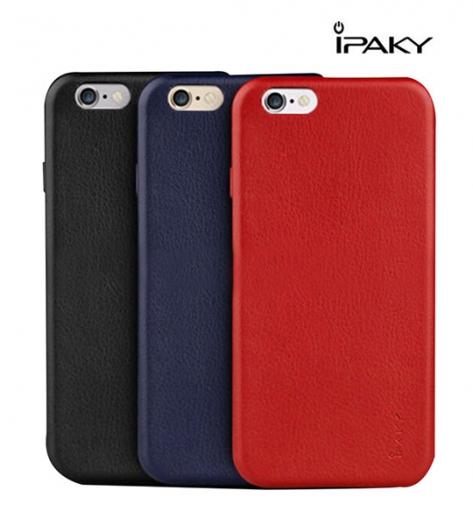 Кожаная накладка iPaky для Apple iPhone 6/6s plus (5.5