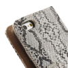 "Кожаный чехол-книжка Print ""Snake"" для Apple iPhone 6/6s (4.7"")"
